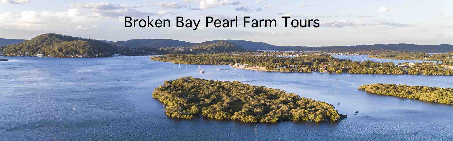 broken bay pearl farm tours